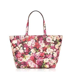Kate Spade Grant Floral Jules Tote Purse